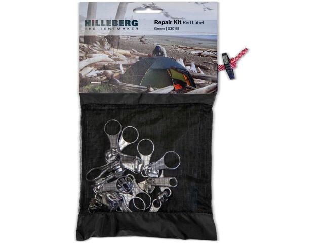 Hilleberg Repair Kit Red Label green